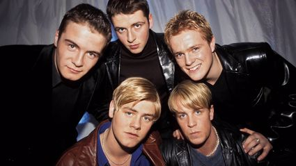Remember boy band Westlife? Well, this is what they look like now...