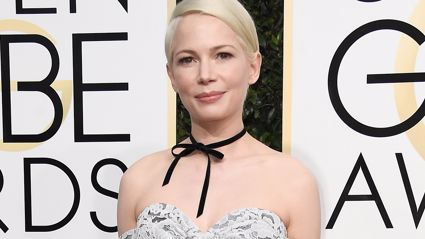 Michelle Williams has got married in secret!