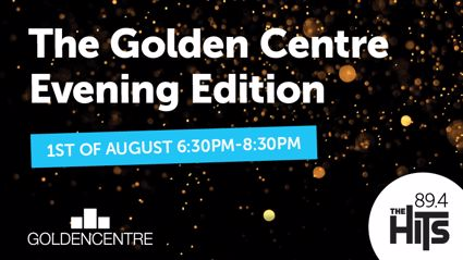 Evening Edition with Dunedin's Golden Centre Mall!
