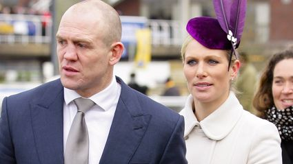 Zara and Mike Tindall reveal heartbreaking baby news