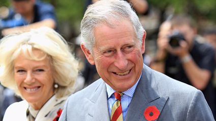 Prince Charles has a never-before-seen photo of Prince George in his house - and it is adorable!