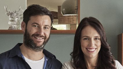 The real reason behind Clarke Gayford's new dad beard