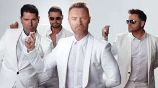New Boyzone single co-written with Ed Sheeran