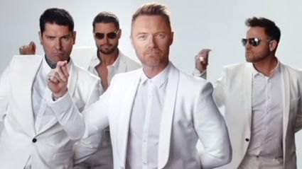 New Boyzone single co-written with Ed Sheeran