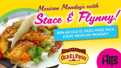 Mexican Monday's with Old El Paso
