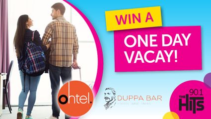 WIN a One Day Vacay with Ohtel!