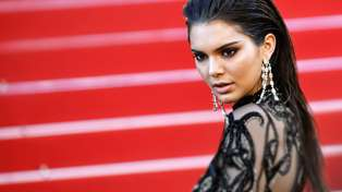 Kendall Jenner goes topless in stunning magazine shoot