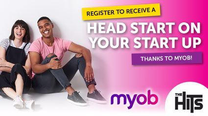 Get a head start on your start up thanks to MYOB!