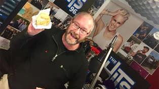 The Great Burleigh Pie Pairing Challenge gets Rado on board!