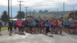 Seddon School Tussock Run