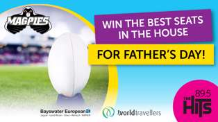 Win For Dad This Father's Day!