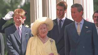 This is why the Queen Mother left more money for Prince Harry than Prince William in her will