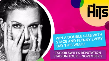 WIN a double pass to Taylor Swift's Reputation Tour here this November!