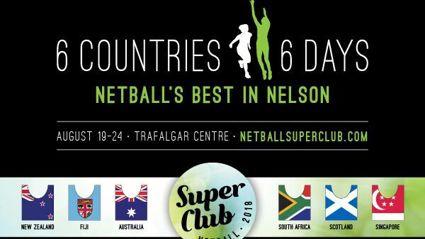 Super Club Netball 2018