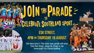 Southland Victory Parade: All you need to know