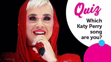 QUIZ: Which Katy Perry song are you?