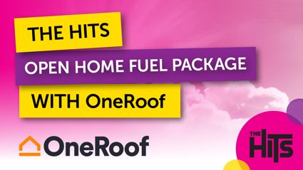 WIN an Open Home Fuel Package with The Hits & OneRoof!