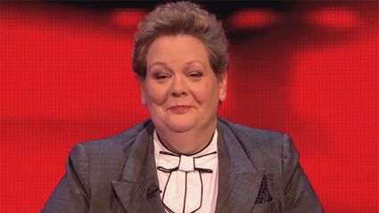 Governess Anne Hegerty opens up about 'love-hate relationship' with The Chase