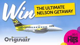 Win the ultimate getaway to Nelson thanks to Orginair!