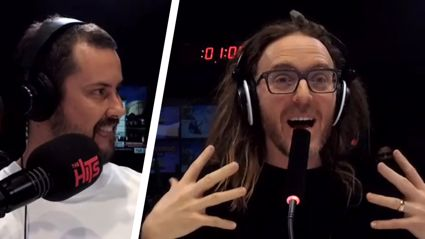 Comedian Tim Minchin unveils his exceptional Kiwi accent