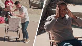 Watch this Netflix magician turn someone invisible - what happens after is hilarious
