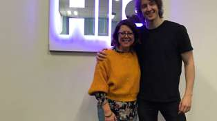 Australian musician Dean Lewis joins Estelle to talk about his new single Be Alright