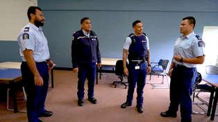 NZ police's barbershop quartet singing classic Kiwi waiata for Māori Language Week will absolutely melt your heart