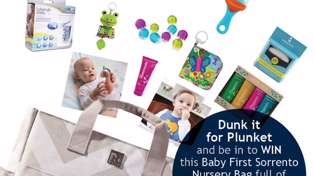 Real Baby Mammas: Dunk it for Plunket - Tuesday 18th September