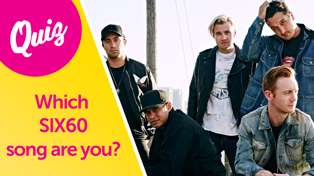 QUIZ: Which SIX60 song are you based on your personality?