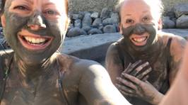 Try it Out Tuesday - Estelle and her Bestie get mudding