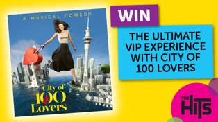 WIN tickets to City of 100 Lovers!