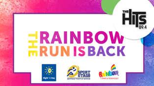 DUNEDIN: The Night 'n Day Rainbow Run