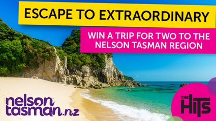Win a trip to Nelson to Escape To Extraordinary!