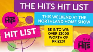 The Hits Hit List at the Northland Home and Lifestyle Show