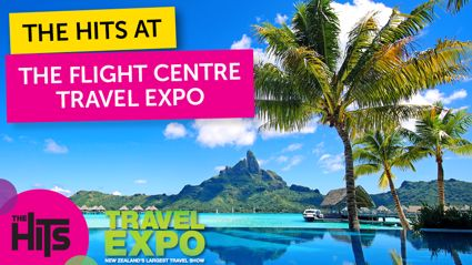 The Hits at The Flight Centre Travel Expo!