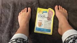 Try it Out Tuesday - Foot Peeling Mask