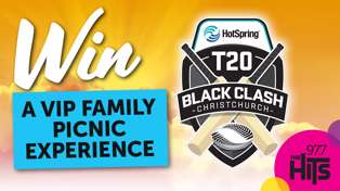 Enjoy The Hot Spring T20 Christchurch Black Clash in Style!