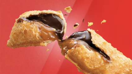 McDonald's has just released a Salted Caramel & Chocolate Pie!