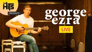 Win a double pass to George Ezra!