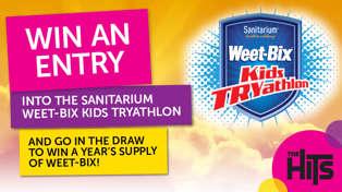 Central West Auckland - Sanitarium Weet-Bix Kids TRYathlon
