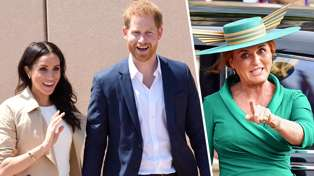 Fergie's public outrage over Prince Harry and Meghan Markle's pregnancy news