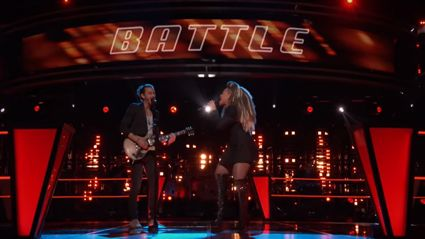 Prepare to be wowed by what is being called the BEST 'The Voice' battle of all time!