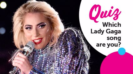 QUIZ: Which Lady Gaga song are you?