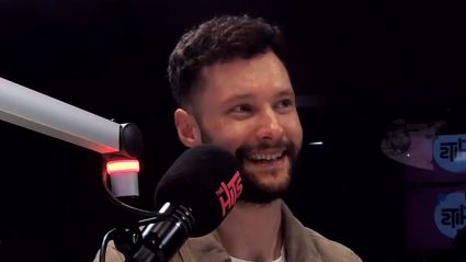 Calum Scott reveals the special meaning behind his song No Matter What