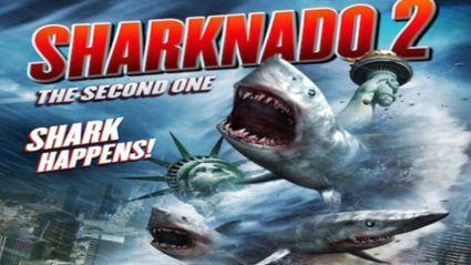 Sharknado 2 Is Here