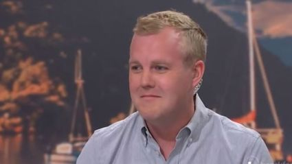 Breakfast host Matty McLean's reason for breaking down on live TV is so relatable