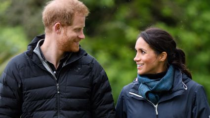 Prince Harry reveals his and Meghan Markle's adorable nickname for royal baby