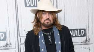 Billy Ray Cyrus gives shout out to Kiwi university students for their Halloween costumes