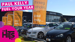 Paul Kelly - Fuel Your Year!