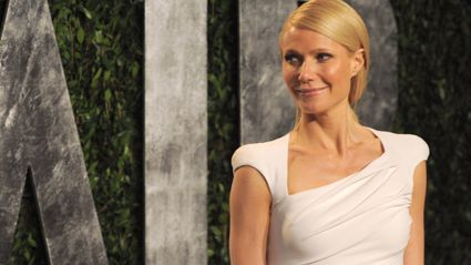 Gwyneth Paltrow has finally shared photos of her wedding dress - and it is STUNNING!